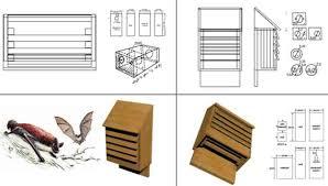 Surprising Free Bat House Plans Pictures Best Idea Home Design Home Plans With Open Bat