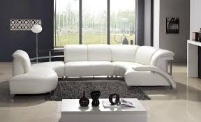 Sectional Sofas Living Room Ideas by Leather Sectional Sofa For Elegant Look Living Room Cozy And