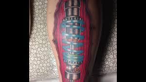 diesel tattoos shock absorber 3d en la pierna youtube