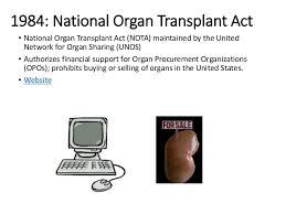 organ transplant ppt