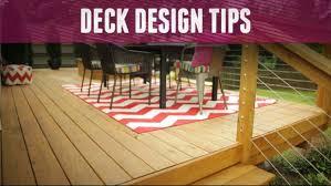 deck plans best deck plans diy