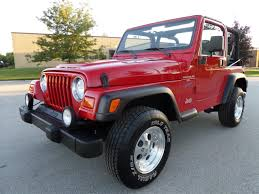 Jeep Wrangler 1998 Highland Motors Chicago Schaumburg Il Used Cars Details