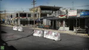 3d model 25 afghanistan city buildings props for games vr ar