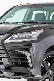 lexus lx 570 interior tuning larte design lexus lx 570 revealed