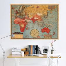 online get cheap map room decor aliexpress com alibaba group