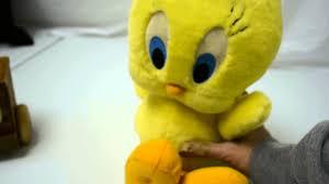 tyco baby looney tunes tweety bird giggle