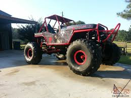 lexus v8 rock crawler cj rock crawler