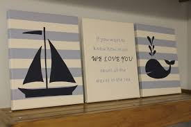Nautical Themed Baby Rooms - nautical theme nursery thenurseries