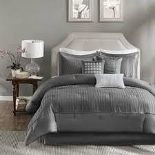 Madison Park Hanover 7 Piece Comforter Set Madison Park Hanover Black Comforter Set Home Is Where The Heart