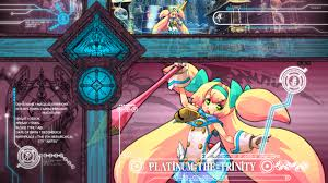 trinity wallpapers platinum the trinity blazblue wallpaper game wallpapers 33574