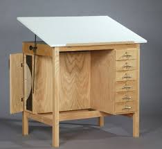 Wood Drafting Table Smi Wooden Drafting Table