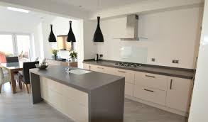 elegant contemporary kitchen designs uk ideas