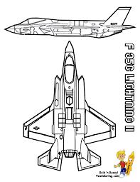airplane coloring page printable fierce airplane coloring pictures military jets free airplane