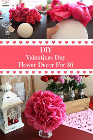 Valentines Day Decor Valentines Day Diy Decor From Dollar Tree Five Little Bears