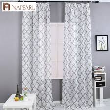 online get cheap faux linen curtains aliexpress com alibaba group