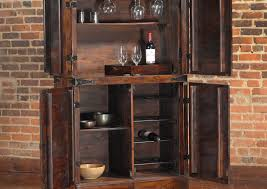 Armoire With Hanging Space Bar Amazing Small Bar Cabinet Howard Miller Sonoma Armoire Wine