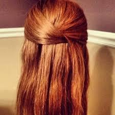 Hochsteckfrisuren Mittellange Haar Einfach by 40 Schicke Vorschläge Für Schnelle Und Einfache Frisuren