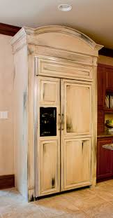 Kitchen Paneling Ideas by How To Attach Wood Panels To Refrigerator Panels I Love