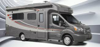 winnebago fuse a class c motorhome with plenty of storage