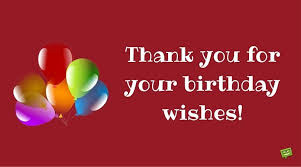 thank you note for birthday wishes on facebook warm wish on all