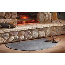 Fire Proof Hearth Rugs Fiberglass Fireplace Rugs Rugs Ideas