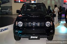 jeep suzuki suzuki jimny front at the 2014 campi indian autos blog