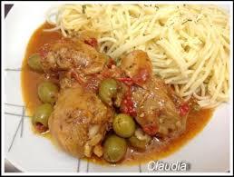cuisine africaine poulet poulet aux olives recettes africaines