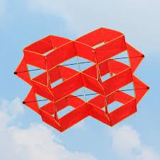 lantern kites creative stereo palace lantern kite with kite line outdoor