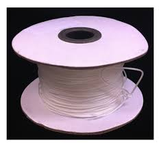 90m 0 9mm white window blind cord string honeycomb u0026 cell