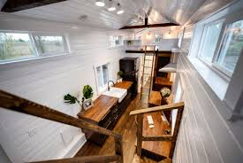 tiny house company growing tiny house company builds a village at b c home show