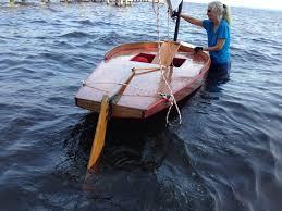 small boat restoration alcort inc rudder releasing mechanism patent