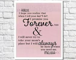 wedding quotes etsy personalized quote print big