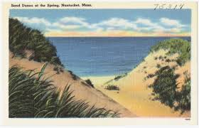sand dunes at the spring nantucket mass digital commonwealth