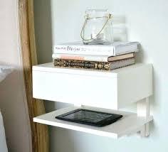 Floating Nightstand Shelf Floating Shelves Nightstand Floating Shelf Nightstand Modern Orb