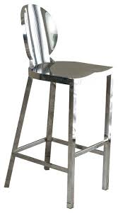 stainless steel bar stools with backs stainless steel bar stools stainless steel bar stool contemporary