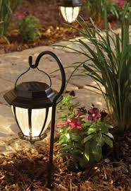 Landscaping Lights Solar Solar Flickering Lantern To Light The Way Stopmakingexcuses