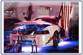Custom Interior Lights For Cars 2010 2014 Mustang Underglow Kits Neon And L E D Interior Lights