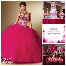 Pink Colour Combination Dresses by 8 Pink Color Combinations That Look Amazing Quinceanera Ideas