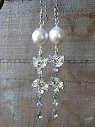 pearl chandelier best 25 pearl chandelier ideas on vintage bridal