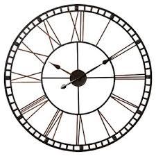 wall clock modern modern wall clocks allmodern