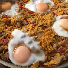 patate douce cuisine oeufs au chorizo et patate douce cuisine de mémé moniqcuisine de