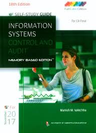 final information systems control audit isca manish valechha