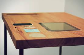 bureau en bois design table bureau bois chaise chaise bois metal chaise de table m tal