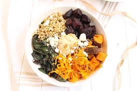 How Long To Roast Root Vegetables In Oven - roasted root vegetable power bowl