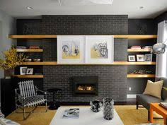 painted brick fireplace fireplaces paint and brick fireplaces
