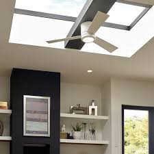 Modern Ceiling Fan With Light by 103 Best Chic Modern Fans Images On Pinterest Ceilings