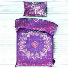 Moroccan Bed Linen - bedding design bedding decorating teens room purple bedroom