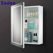 Black Bathroom Mirror Cabinet Led Bathroom Mirror Cabinet Bathroom Cabinets