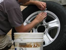 diy wheel painting like a pro but cheaper how to guide w
