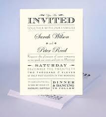 exles of wedding invitations exles of informal wedding invitation wording wedding